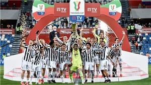Juventus 2-1 Atalanta: Chiesa tỏa sáng, Juve vô địch Coppa Italia