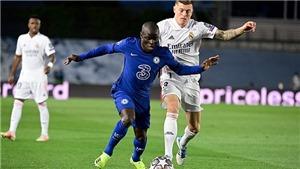 Chelsea: Kante đã che mờ bộ ba 'thần thánh' của Real Madrid