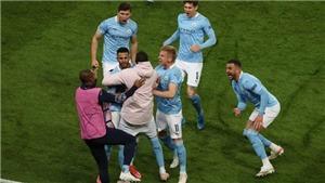 Man City nay đã 'lớn' ở Champions League