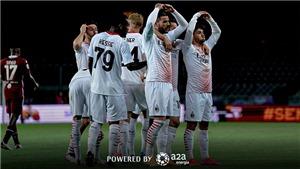 Serie A vòng 36: Milan, Atalanta sắp có vé dự cúp C1. Juventus sắp dự…cúp C2