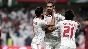 Thắng Malaysia 4-0, UAE sẽ là đối thủ đáng ngại nhất của tuyển Việt Nam
