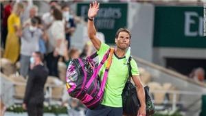 Tennis: Nadal rút khỏi Wimbledon và Olympic Tokyo