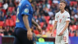 Tây Ban Nha bị loại nhưng Dani Olmo xứng đáng được khen ngợi