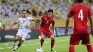 ĐIỂM NHẤN Việt Nam 2-3 UAE: Bài học quý giá. Cột mốc lịch sử của bóng đá Việt Nam