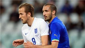 Andrea Pirlo chỉ ra 5 cuộc chiến quyết định trận Ý vs Anh