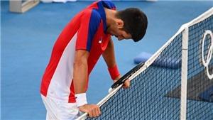 Tin Olympic 1/8: Djokovic nói nguyên nhân thất bại. VĐV Jamacai phá kỷ lục Olympic tồn tại 33 năm