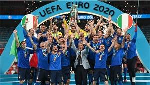 Ý vô địch Châu Âu sau 53 năm: Chiến thắng của bản lĩnh
