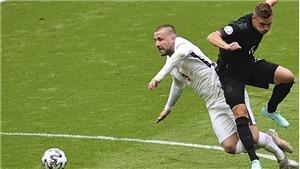 Luke Shaw gãy xương sườn vẫn đá 3 trận cuối ở EURO 2021