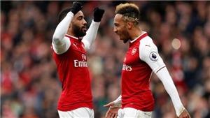 Barca muốn mua nguyên cặp sao tấn công của Arsenal