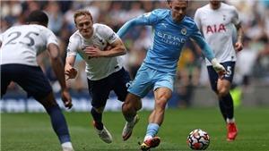 Man City thua Tottenham nhưng Grealish ra mắt đầy hứa hẹn