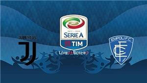 Soi kèo nhà cái Juventus vs Empoli. Thể thao tin tức HD trực tiếp bóng đá Ý (01h45, 29/8)