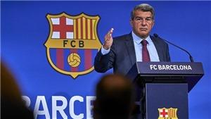 Laporta: 'Barca nợ 1,15 tỷ bảng, cầu thủ sẽ phải giảm lương tiếp'