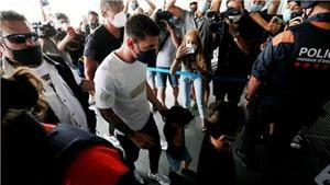 Chi tiết diễn biến vụ Messi rời Barca để gia nhập PSG