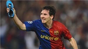 Các huyền thoại bóng đá lừng lẫy 'ngả mũ' trước Messi