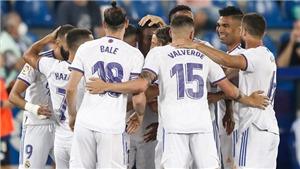 Alaves 1-4 Real Madrid: Benzema lập cú đúp, Real Madrid đại thắng trận ra quân