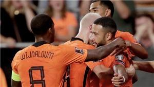 Vòng loại World Cup 2022: Pháp bị Ukraina cầm hòa, Hà Lan thắng trận đầu thời Van Gaal