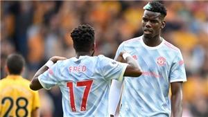 MU mất cân bằng nghiêm trọng với Pogba và Fred