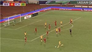 Việt Nam 0-1 Úc: Có một bài học mà Việt Nam mãi không thuộc