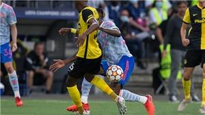MU: Wan-Bissaka bị đuổi vì phạm lỗi thô bạo, Sancho ngậm ngùi rời sân