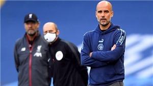 Liverpool vs Man City: Không phải Mourinho, Klopp là đối thủ lớn nhất của Pep