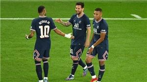 PSG: Vì sao Messi, Mbappe, Neymar chưa 'tìm thấy' nhau?