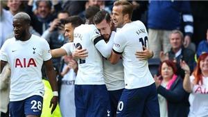 Tottenham 2-1 Aston Villa: Kane vẫn tịt ngòi, Son Heung Min tỏa sáng