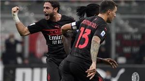 Vòng 8 Serie A: Milan lên đầu bảng, Inter thua trận đầu tiên
