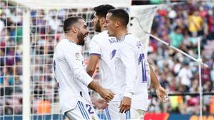 ĐIÊM NHẤN Barcelona 1-2 Real Madrid: Khi Koeman dính đòn của Ancelotti