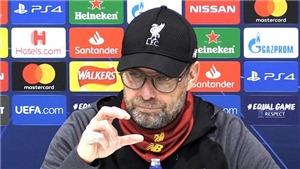 Klopp: 'Liverpool sẽ bị Atletico ăn thịt nếu chơi không đúng phong độ'