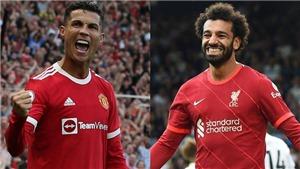 Đội hình dự kiến MU vs Liverpool: Salah so tài Ronaldo