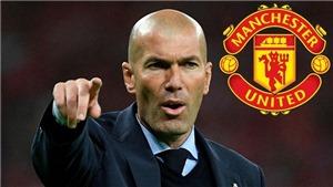 MU thèm khát nhưng Zidane có muốn ngồi ghế nóng ở Old Trafford?