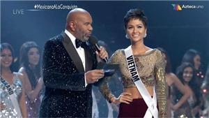 TRỰC TIẾP chung kết Miss Universe 2018: Philippines đăng quang Miss Universe 2018, H'Hen Niê dừng ở Top 5
