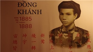 Cùng chiêm ngưỡng bút tích của các hoàng đế triều Nguyễn trong lịch sử