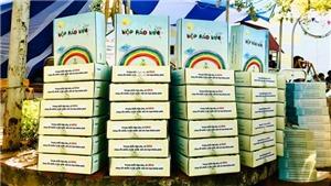 MC Minh Trang phát động dự án tặng trẻ em 1000 hộp sách mỗi tháng