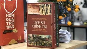 Ra mắt bộ sách 'Lịch sử chính trị' của Francis Fukuyama