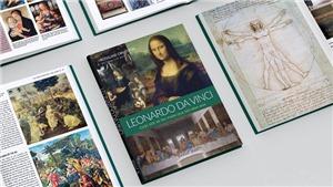 Ra mắt 'Leonardo da Vinci: Cuộc đời và tác phẩm qua 500 hình ảnh'
