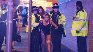 CẬP NHẬT nổ sân vận động tại Anh: 22 người chết, có cả trẻ em