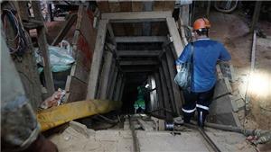 6 công nhân thiệt mạng do sập mỏ vàng