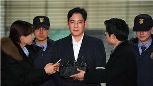 Doanh nhân Hàn 'sốc' khi người thừa kế Tập đoàn Samsung bị tuyên án 5 năm tù