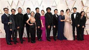 Dàn sao thế giới hội tụ trên thảm đỏ lễ trao giải Oscar 2020