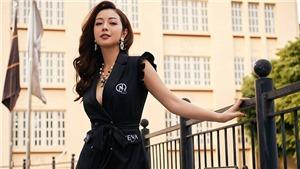 Jennifer Phạm khoe dáng trong những thiết kế táo bạo