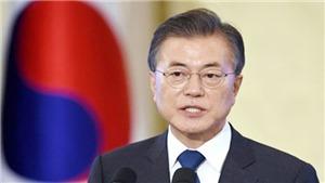 Hàn Quốc muốn phối hợp với Mỹ tuyên bố kết thúc chiến tranh Triều Tiên