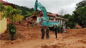 Sạt lở đất ở Hướng Hóa-Quảng Trị: Đã tìm được 18 thi thể nạn nhân