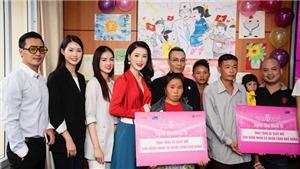 Á hậu Thái Như Ngọc về nước đồng hành cùng Người đẹp Nhân ái của Hoa hậu Việt Nam 2020