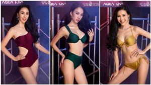 Hoa hậu Việt Nam 2020: Những số đo ấn tượng, từ vòng eo 'con kiến' đến chiều cao nổi trội