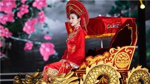 Hoa hậu Đỗ Mỹ Linh ăn chay để ngồi kiệu rồng đêm Chung kết Hoa hậu Việt Nam 2020
