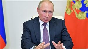 Hạ viện Nga xem xét dự luật cho phép Tổng thống V. Putin tái tranh cử