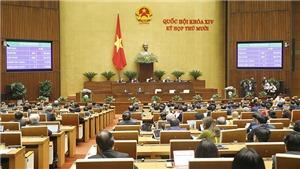 Kỳ họp thứ 10, Quốc hội khóa XIV: Quyết định nhiều vấn đề quan trọng trong ngày làm việc cuối cùng