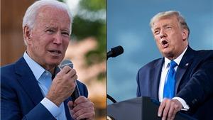 Ông D.Trump và ông J.Biden 'dồn sức' cho các ứng cử viên của đảng mình trong cuộc đua vào Thượng viện
