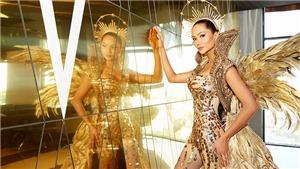 Hoa hậu H'Hen Niê hoá thân thành 'Nữ thần Mặt trời'